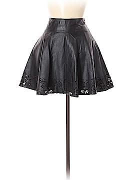 Bagatelle Faux Leather Skirt Size M
