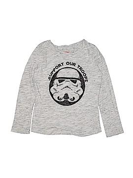 Cat & Jack Long Sleeve T-Shirt Size M (Youth)