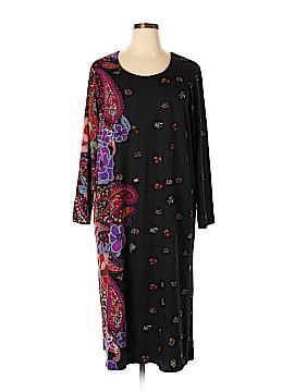 Ulla Popken Casual Dress Size 20 - 22 Plus (Plus)
