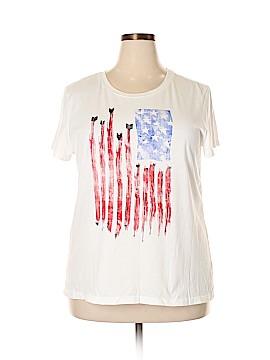 Kohl's Short Sleeve T-Shirt Size XXL
