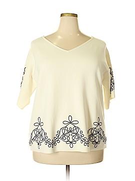 Ann Taylor Short Sleeve Top Size XXL