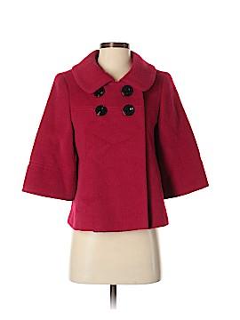 Classiques Entier Wool Coat Size XS