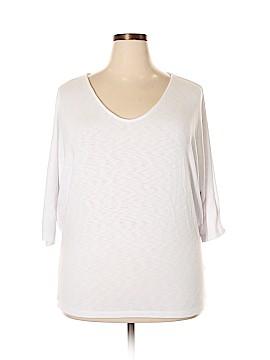 Laila Jayde 3/4 Sleeve Top Size XXL