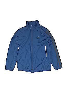 Adidas Track Jacket Size 9 - 10