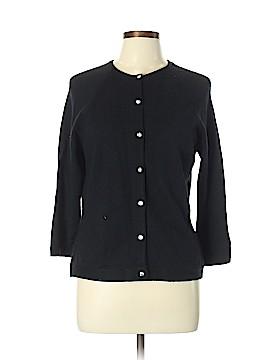 Context Silk Cardigan Size L