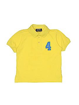 Mayoral Short Sleeve Polo Size 7