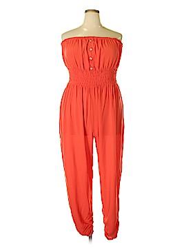 Jamie Nicole Collection Jumpsuit Size 3X (Plus)