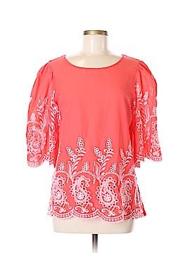 Cupio Short Sleeve Blouse Size M