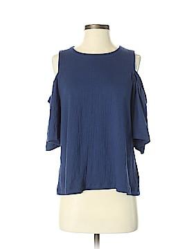 Gap Short Sleeve Blouse Size M