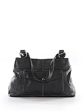 Liz Claiborne Leather Satchel One Size