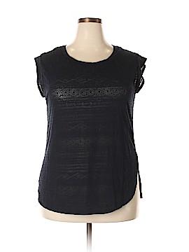 Merona Short Sleeve Blouse Size XXL
