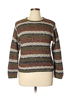 DressBarn Silk Pullover Sweater Size L