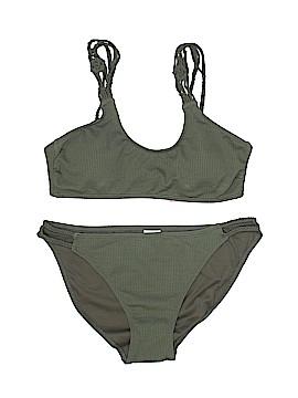 Xhilaration Two Piece Swimsuit Size XL