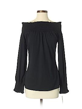 Josie Natori Long Sleeve Top Size S