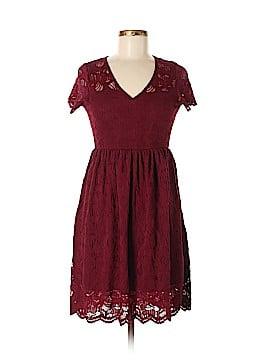 Peach Royal Casual Dress Size M