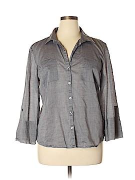 Ann Taylor 3/4 Sleeve Blouse Size 16