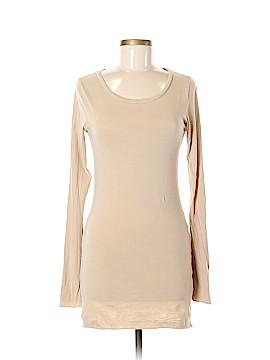 Velvet Long Sleeve T-Shirt Size M