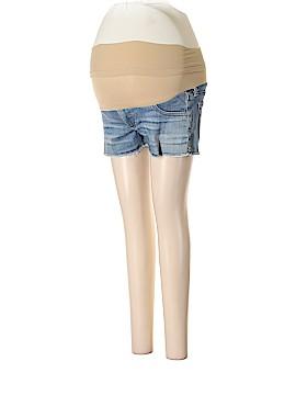 A Pea in the Pod Denim Shorts 27 Waist (Maternity)