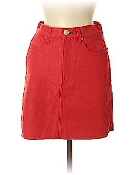 Rag & Bone Denim Skirt 25 Waist