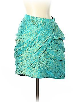 Peter Som Silk Skirt Size 2