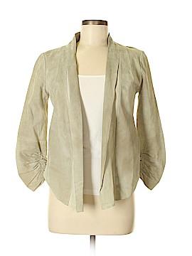 Blanc Noir Leather Jacket Size S