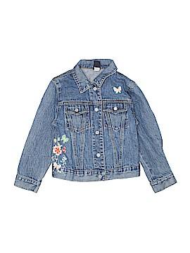 Gap Kids Denim Jacket Size 5/6