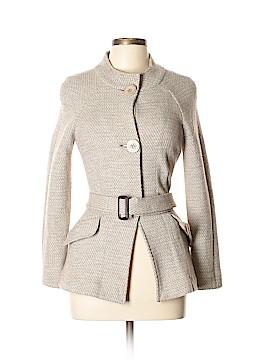 Lafayette 148 New York Wool Coat Size 10