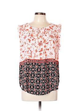 Papaya Short Sleeve Blouse Size L