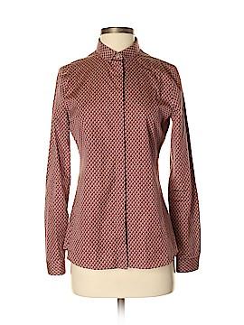 Burberry Prorsum Long Sleeve Button-Down Shirt Size 40 (IT)