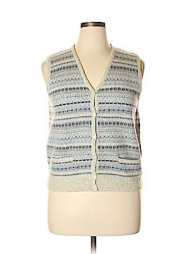 Eddie Bauer Wool Cardigan Size L
