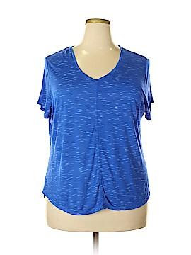 Como Short Sleeve T-Shirt Size 2X (Plus)