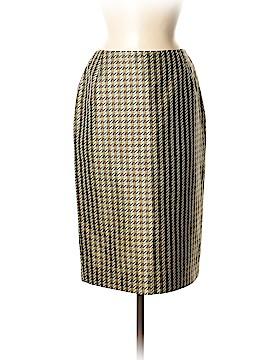 Givenchy Silk Skirt Size 40 (FR)