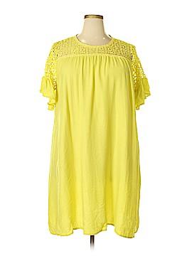 C.O.C. Casual Dress Size 3X (Plus)