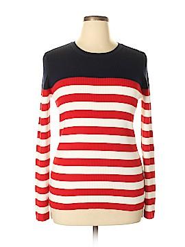 Jones New York Signature Pullover Sweater Size XL
