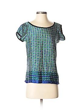 Pim + Larkin Short Sleeve Blouse Size XS