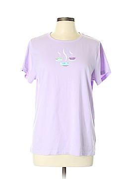 June & Daisy Short Sleeve T-Shirt Size L