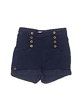Topshop Denim Shorts 26 Waist