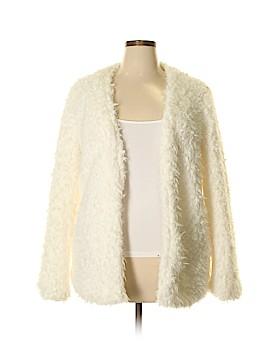 Charlotte Russe Faux Fur Jacket Size XL