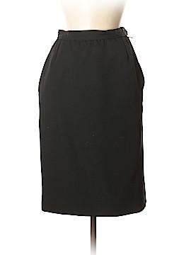 Yves Saint Laurent Rive Gauche Wool Skirt Size 38 (FR)