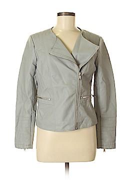 Apt. 9 Faux Leather Jacket Size S