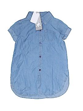 Splendid Short Sleeve Button-Down Shirt Size 3T