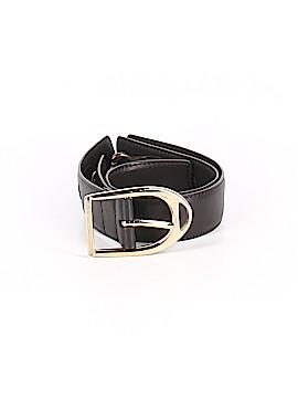 J. McLaughlin Leather Belt Size S