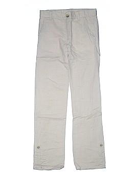 Janie and Jack Linen Pants Size 12