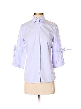 Paul & Joe 3/4 Sleeve Button-Down Shirt Size Sm (1)