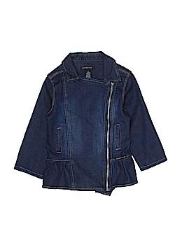 CALVIN KLEIN JEANS Denim Jacket Size 4T
