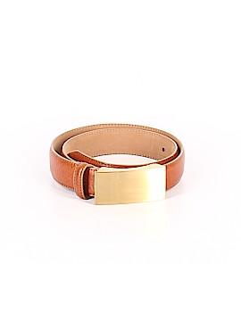 WCM New York Leather Belt Size S