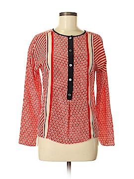 Hoss Intropia Long Sleeve Blouse Size 34 (EU)