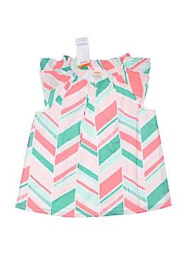 Gymboree Short Sleeve Blouse Size 10