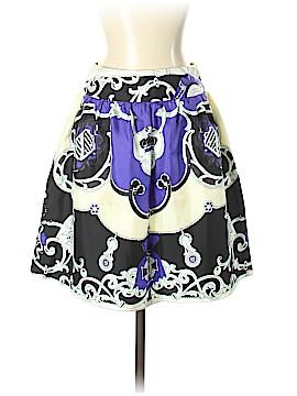 Julie Brown Silk Skirt Size 2
