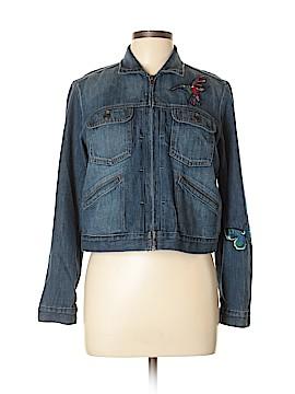 Gap Denim Jacket Size L (Petite)